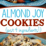 Almond Joy Cookies – Just 4 Ingredients