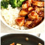 Quick and Easy Teriyaki Chicken Rice Bowls