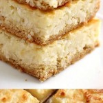 Coconut Cheesecake Bars Recipe
