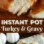 Instant Pot Turkey and Gravy