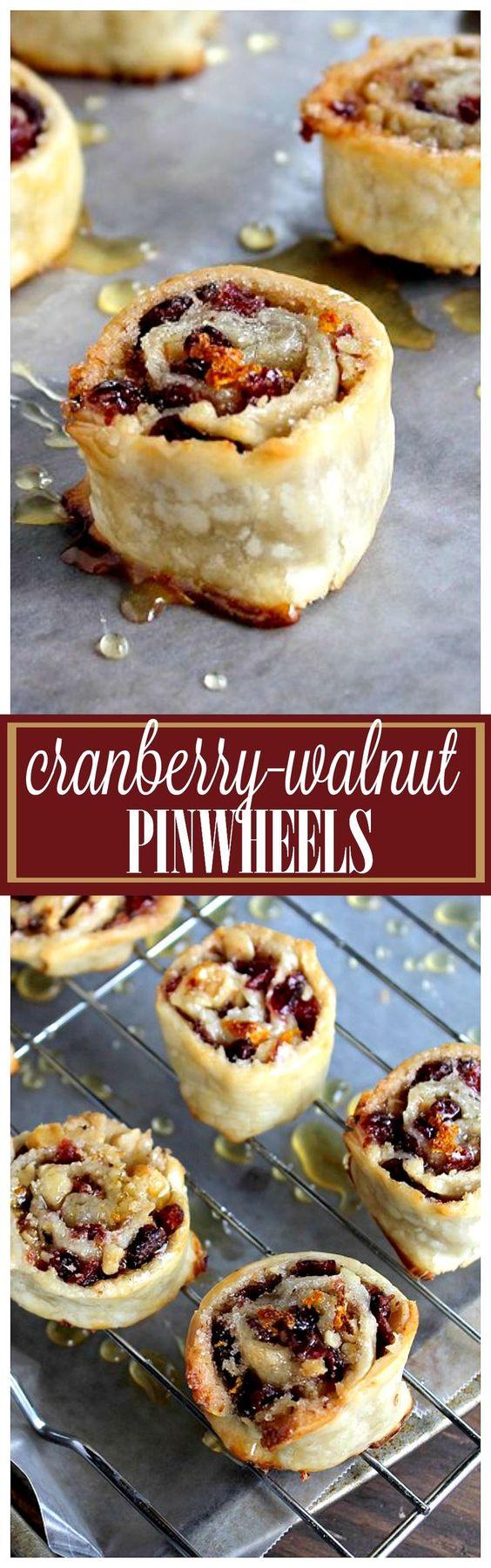 Cranberry-and-Walnut-Pinwheels