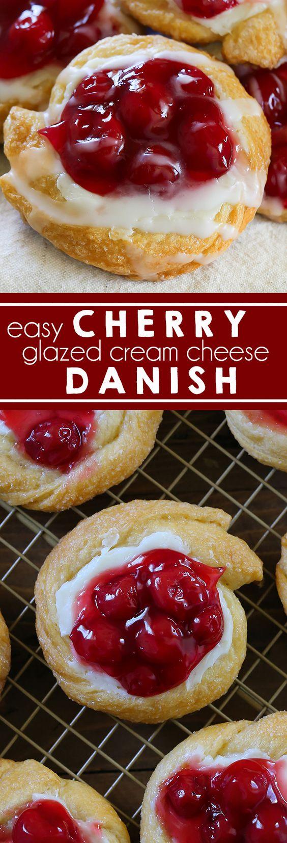 Easy-Cherry-Cream-Cheese-Danish