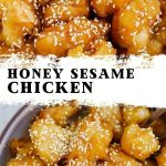 Honey-Sesame-Chicken