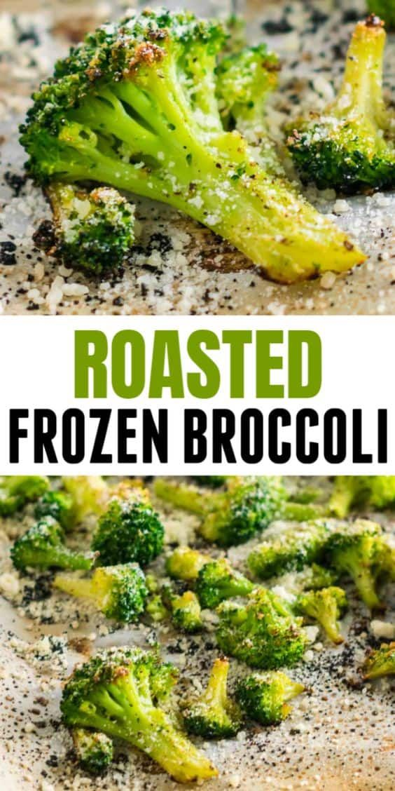 Roasted-Frozen-Broccoli-Recipe