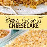 Easy-Coconut-Cheesecake