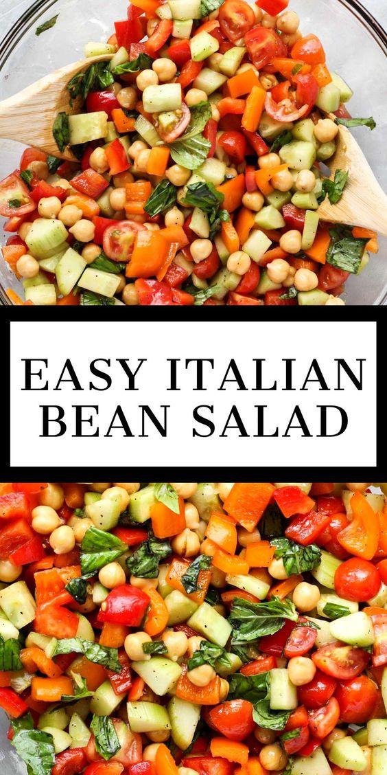 Italian-Bean-Salad-Recipe