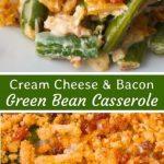 Cream-Cheese-&-Bacon-Green-Bean-Casserole