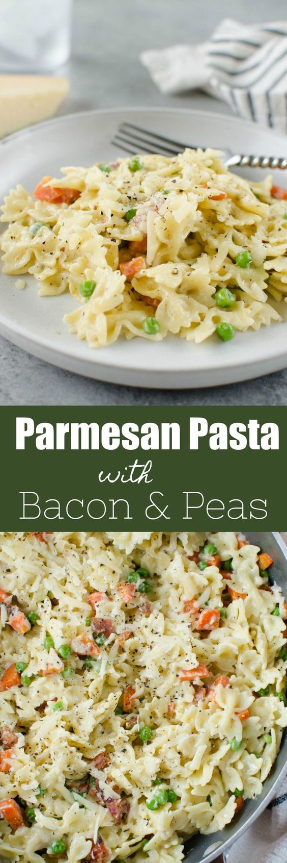 Parmesan-Pasta-with-Bacon-and-Peas