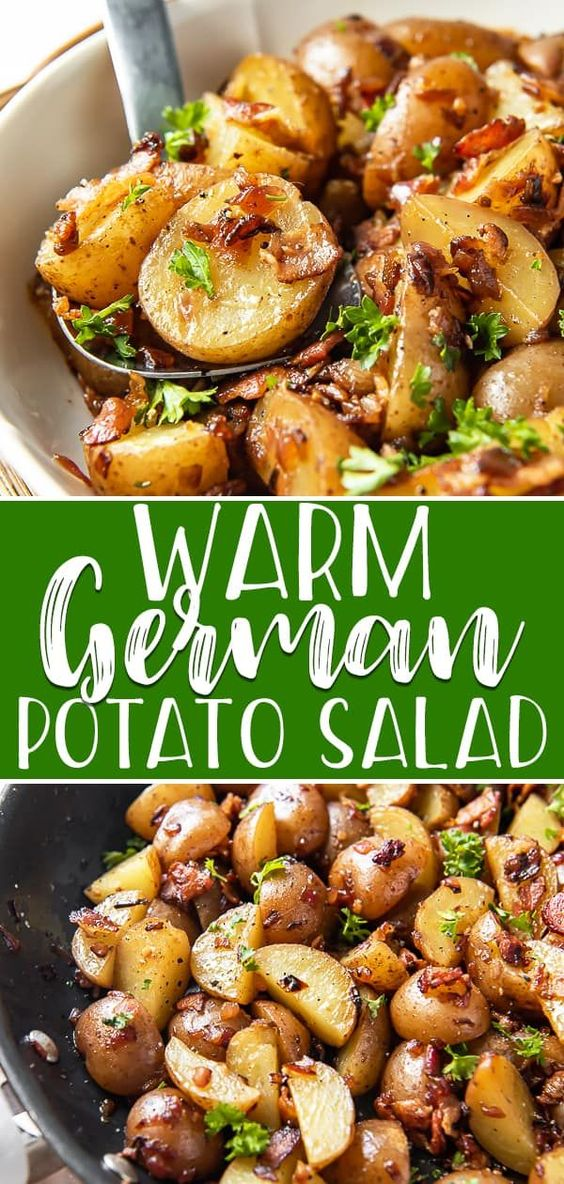 Warm-German-Potato-Salad