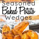 Best EVER Potato Wedges