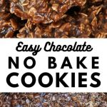 HOW-TO-MAKE-CHOCOLATE-NO-BAKE-COOKIES {IN 10 MINUTES!}