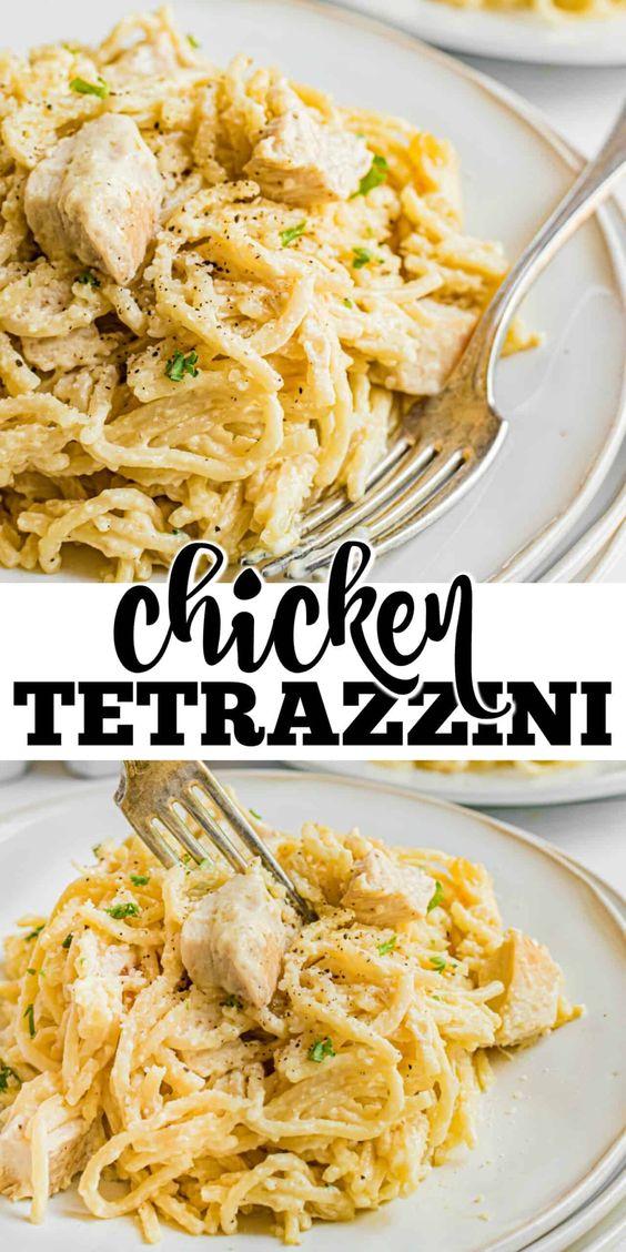 The-Best-Chicken-Tetrazzini-Recipe
