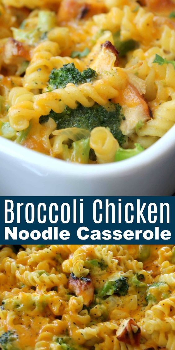 Healthy-Chicken-Broccoli-Pasta-Casserole