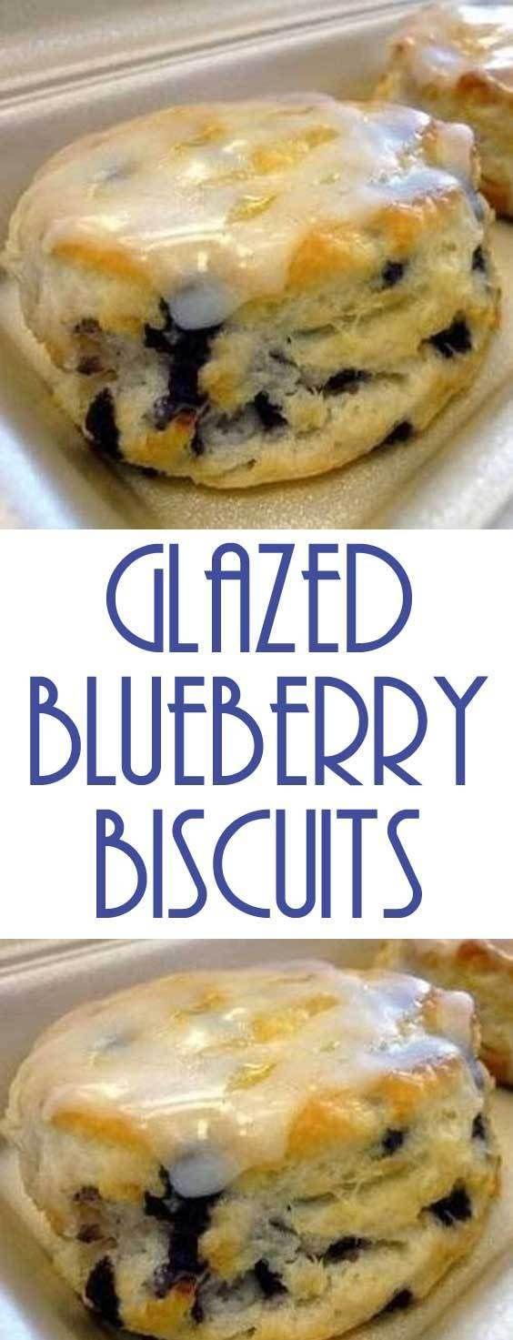 Glazed-Blueberry-Biscuits