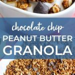 Chocolate-Chip-Peanut-Butter-Granola