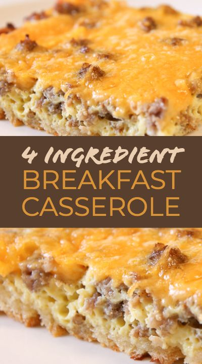Cheesy-Sausage-Breakfast-Casserole