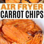 Air-Fryer-Carrot-Chips