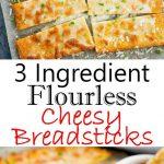 3-Ingredient-Flourless-Cheesy-Breadsticks
