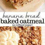 Banana-Bread-Baked-Oatmeal
