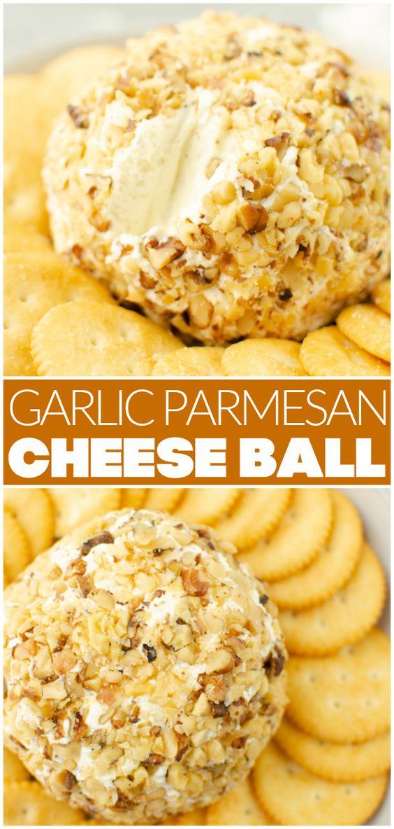 Garlic-Parmesan-Cheese-Ball
