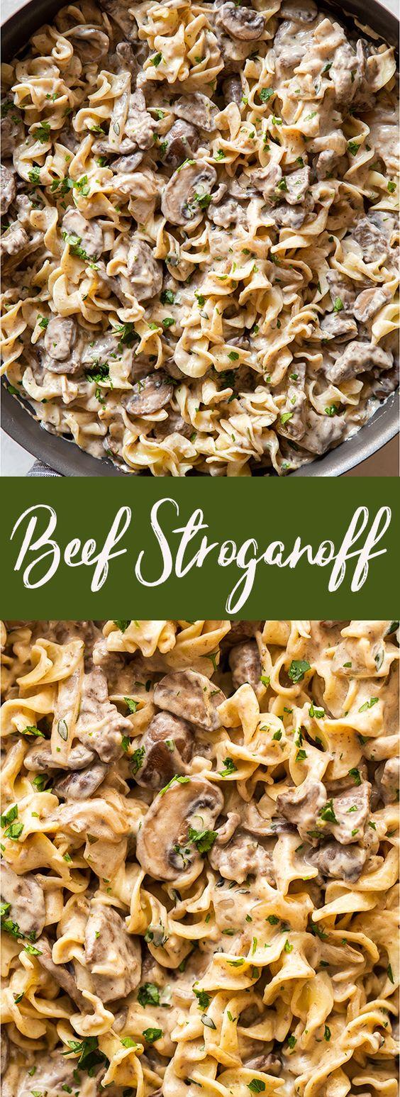 Beef-Stroganoff-Recipe