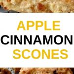 Apple-Cinnamon-Scones